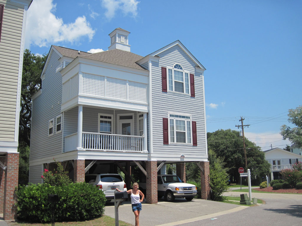 Vacation Planning Surfside Beach Rentals