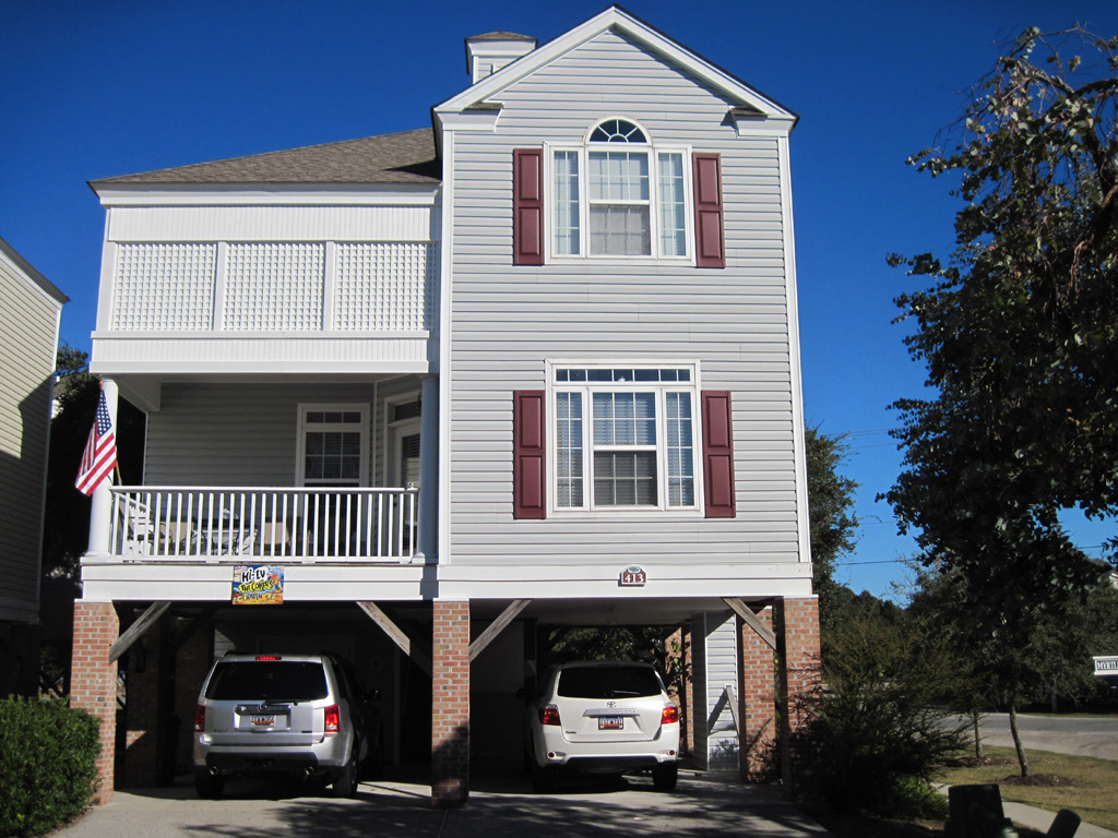 Surfside Beach Vacation Rental